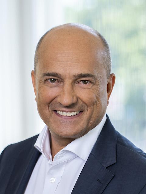 Portrait Werner Laber